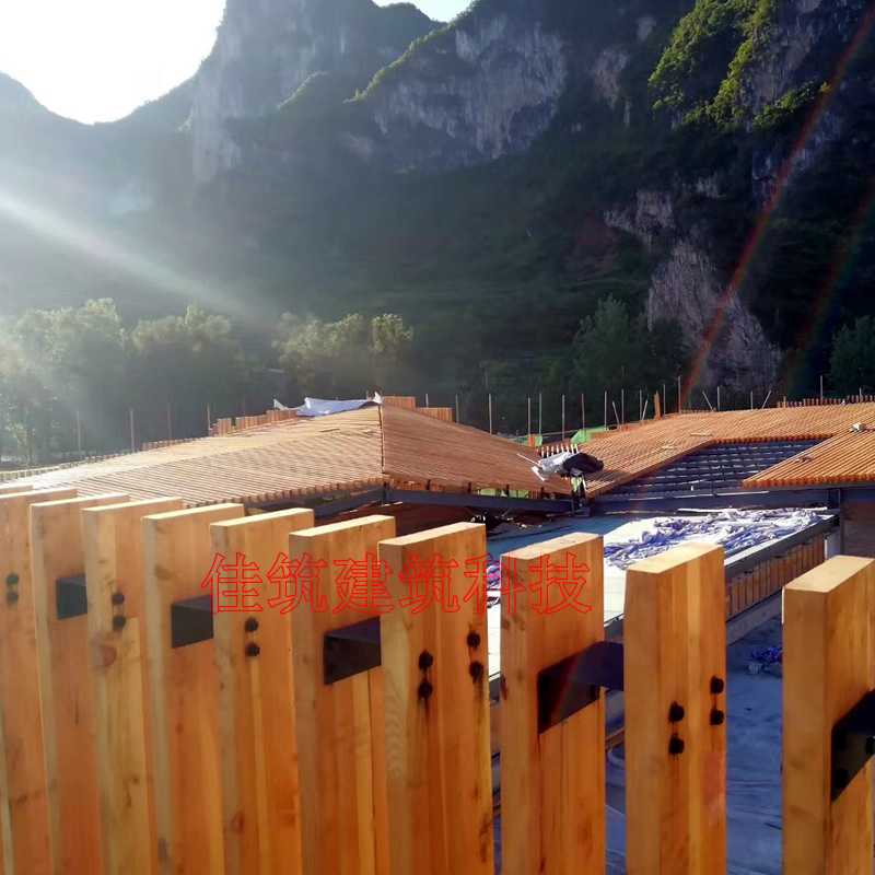 外墙木格栅